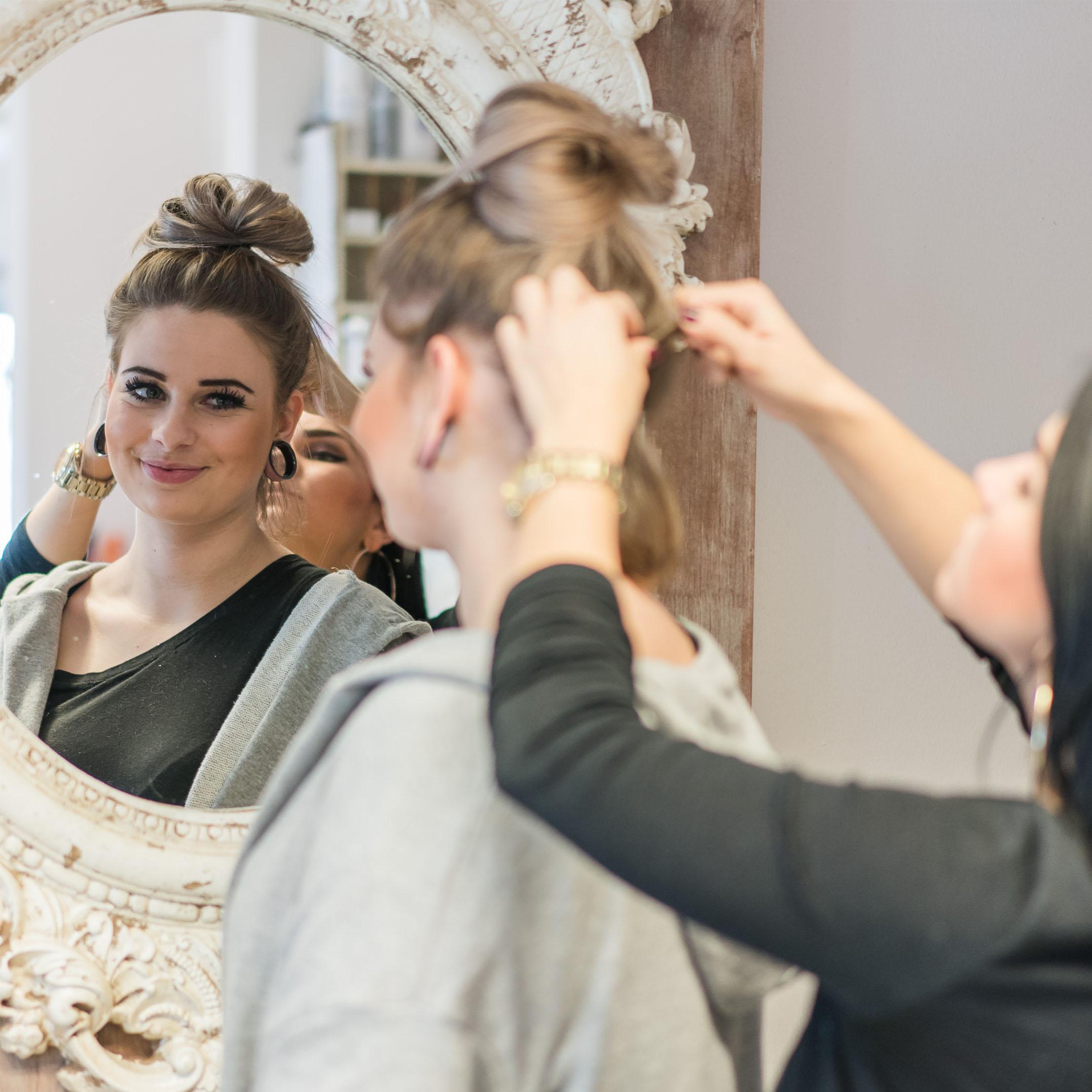 Haarverlängerung Trendfrisuren